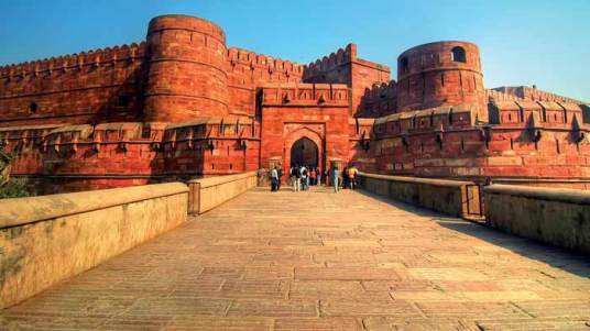 agra-fort